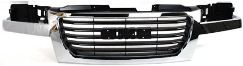Perfect Fit Group G070112 - Canyon Grille, Chrome Shell/ Black Insert