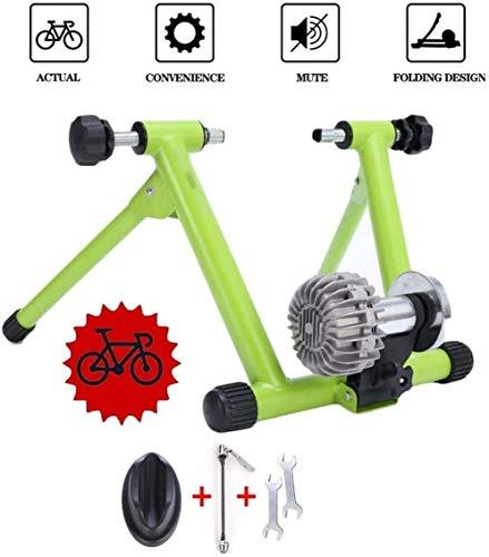 GYLEJWH Bicicleta De Carretera Plataforma De Formación En Bicicleta De Montaña En...