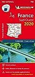 Mapa National France Sud-Ouest 2020 (Mapas National Michelin)