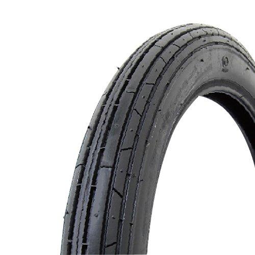 バイクパーツセンター バイクタイヤ 2.25-17 T/T フロント用 高品質