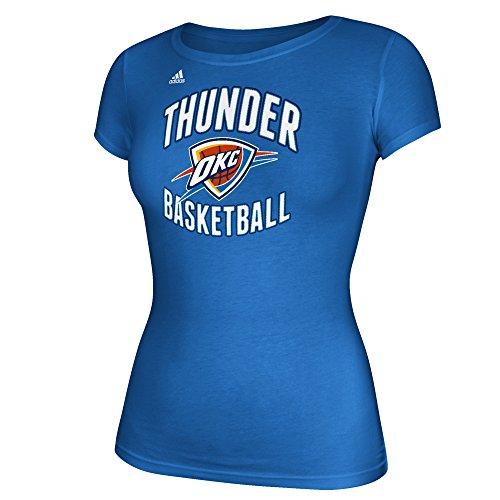 NBA Baloncesto gráfico de la Mujer # 5Oladipo tee, Mujer, Azul