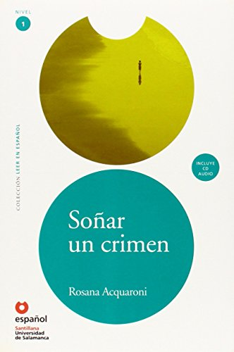 Sonar un Crimen [With CD]: Leer en Espanol: Nivel 1 (Leer en espanol Level 1)