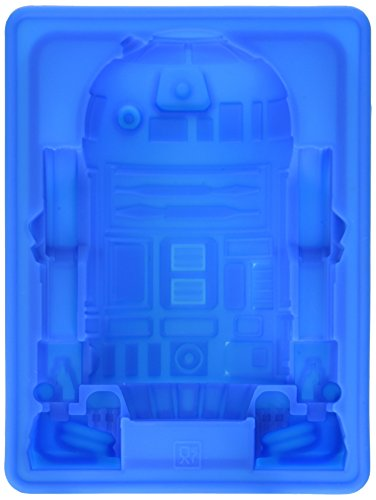 Star Wars R2-d2 Silicone Birthday Cake Pan Mold Tray