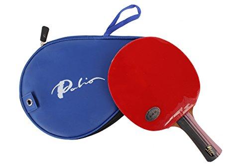 Palio 3Star Profi Tischtennisschläger und Fall hk1997Biotech kautschuken ITTF zugelassen