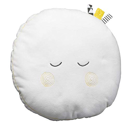 Coussin décoratif Lune Babyfan - Sauthon