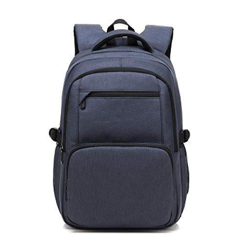 Backpack Men'S Business Computer Bag High School College Student Bag Large Capacity Travel Backpack 1 30 * 13 * 44Cm
