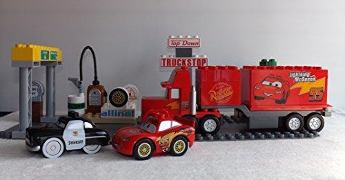 LEGO Duplo Cars 5816 - Mack auf großer Fahrt