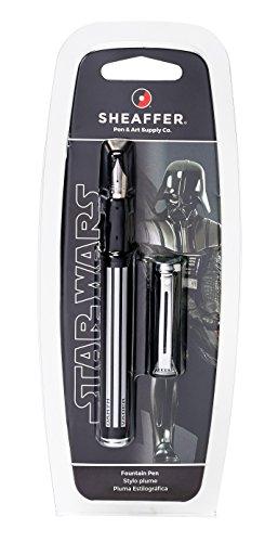 Sheaffer e0920851s Pop Star Wars Darth Vader pluma estilográfica