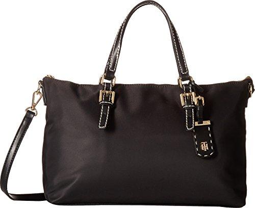 Tommy Hilfiger Julia Shopper Bag, Black
