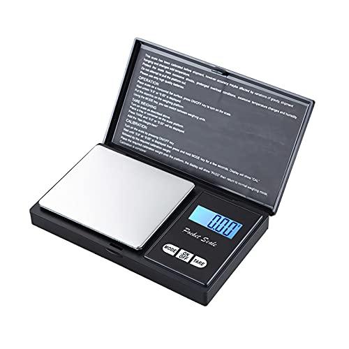 iitrust Báscula Digitales de Precisión, Báscula de Joyer�