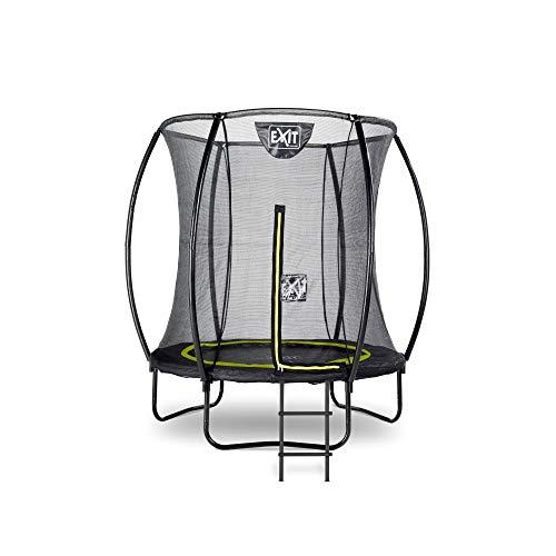EXIT Gartentrampolin mit Sicherheitsnetz – ø 183 cm