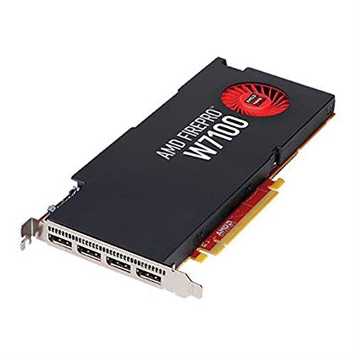 Hewlett Packard Enterprise AMD FirePro W7100 Accelerator Kit 8 GB GDDR5 - Tarjeta gráfica (FirePro W7100, 8 GB, GDDR5, 256 bit, 4096 x 2160 Pixeles, PCI Express 3.0)