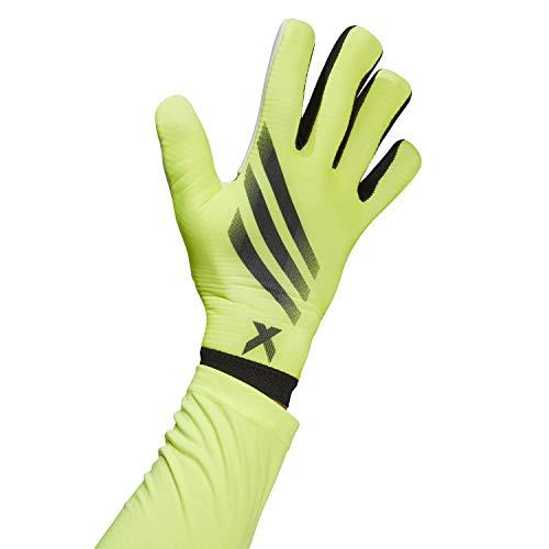Adidas X 20 Training - Guanti da portiere da uomo, colore: giallo solare/nero/nero, taglia 48