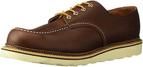 Red Wing Heritage Men's Classic Oxford,Mahogany,8 D US