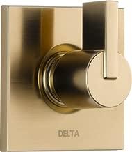 Delta Faucet Vero 3-Setting Shower Handle Diverter Trim Kit, Champagne Bronze T11853-CZ (Valve Not Included)