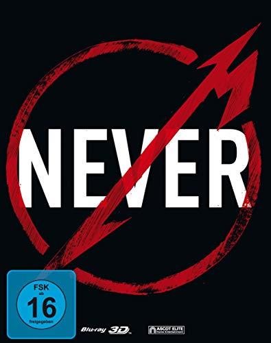 Produktbild von Metallica Steelbook 3D - Through The Never 2 - Disc [Blu-ray] [Limited Edition]