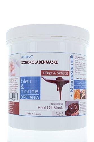 Veana bleu & Chocolate marino e Orange Neroli maschera peel off, 1er Pack (1 x 400g)