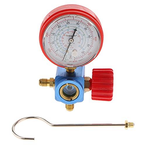 CFDYKRP Famiglia Comune condizionata Fluoro Fluoro Fresco misuratore di Gas valvola pressioni ad Alta Pressione calibri collettori Impostato per R410A R134A R22 R404A