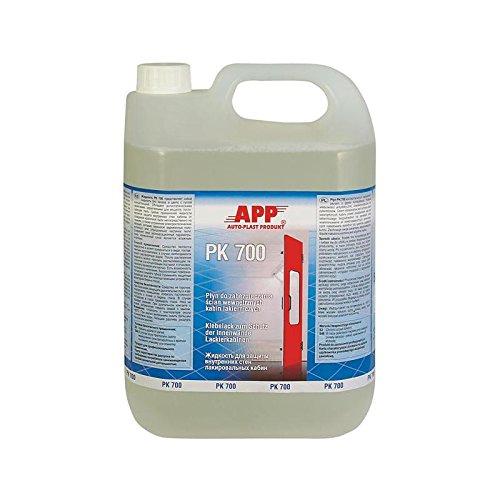 APP PK 700 Klebelack für Lackieranlagen 5L