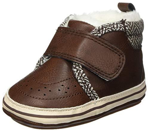 Sterntaler Jungen Baby-Schuh First Walker Shoe, Haselnuss, 18 EU