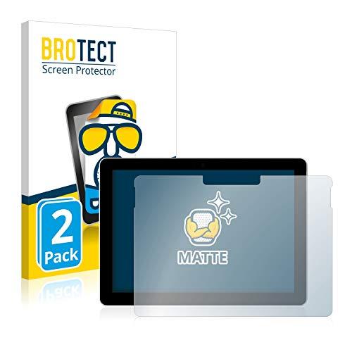 brotect Pellicola Protettiva Opaca Compatibile con Microsoft Surface Go 10  Pellicola Protettiva Anti-Riflesso (2 Pezzi)