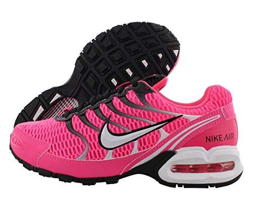Nike Womens Air Max Torch 4 Running Shoe (8.5, Digital Pink/White/Black)