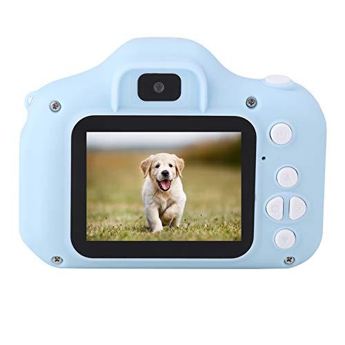 Weikeya Mini Kind Video Kamera, 8.*6.*5 cm USB 2.0. 2.0. Zoll Digital Kamera (Blau)