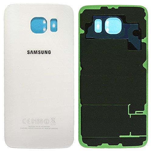 AGI Original Akkufachdeckel White für Samsung G920F Galaxy S6 Original