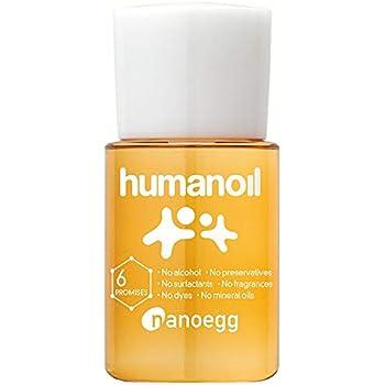 ヒューマノイル ベビーオイル 赤ちゃんやママにも使える 無添加 全身 ケアオイル ミニボトル