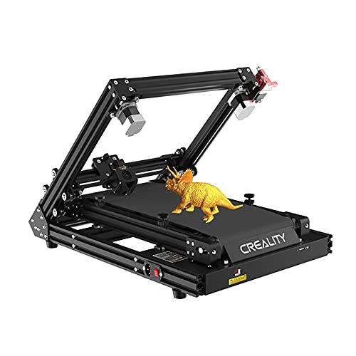 lyq La Impresora 3D De Creality Cr-30 Tiene Una Impresión por Lotes De Grado Industrial Y Capacidades De Copia. Core-xy Running Architecture Tamaño 200 × 170 × ∞mm