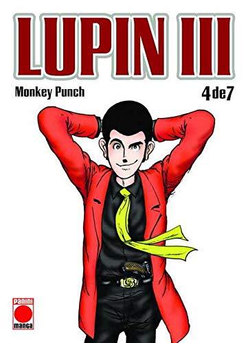 Lupin III - Número 4