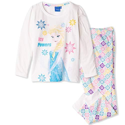 Disney Pijama Oficial de Frozen Elsa niñas