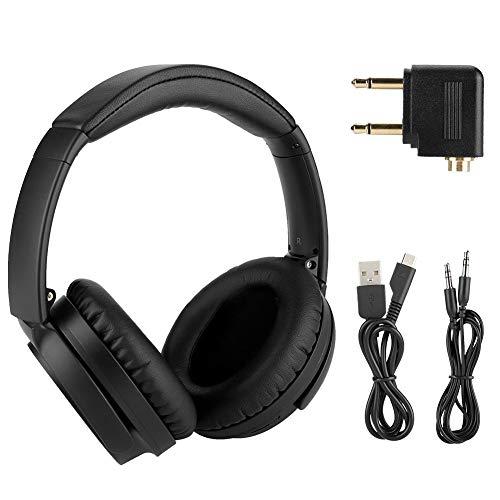 Hoofdtelefoon Surround sound headset met ruisonderdrukkende microfoon Ergonomische gehoorbescherming van traagschuim