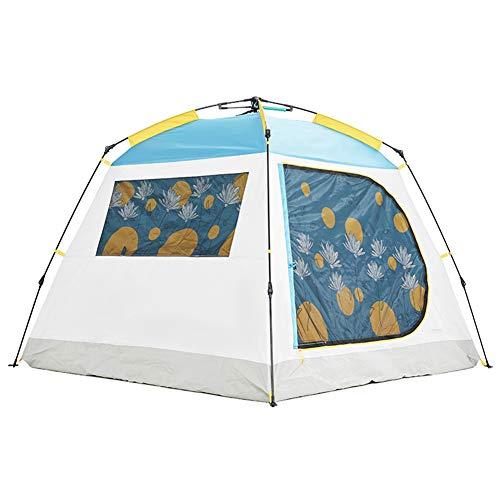 ZZWL Carpa Exterior. 2-3 Personas. Apto para Acampar. Playa Parque 3 Segundos para Instalar.