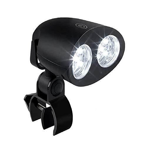 Luz del tacto de la luz de la parrilla de la barbacoa del LED Dimmable 200lm SMD2835 LED luz de la barbacoa