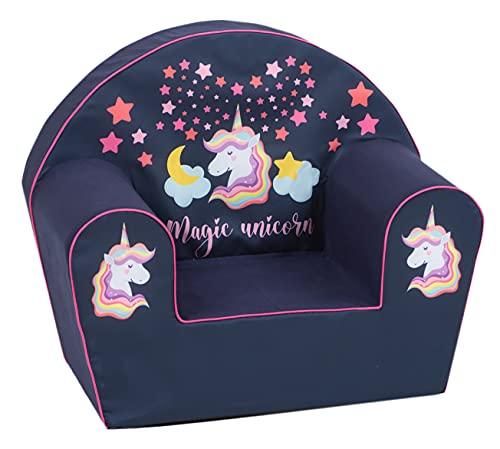 Knorrtoys 68370 68370 - Poltrona per Bambini Magic Unicorn