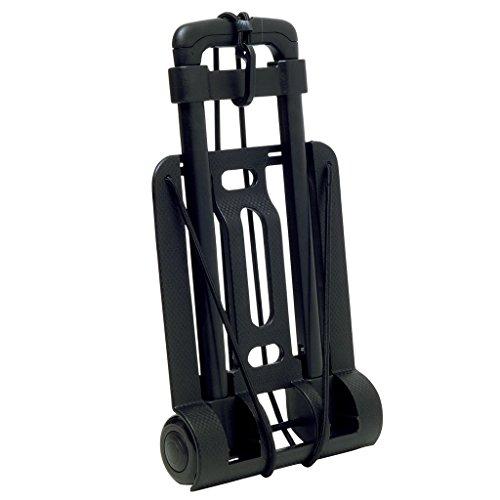Travel Blue Chariot à bagage télescopique Noir - 1350 g