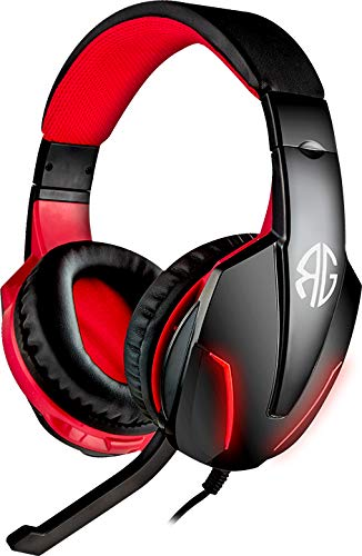 RG Casque Gaming Soundgame F1 PC/Console + Micro