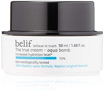 Belif the True Cream Aqua Bomb   Moisturizer for Combination to Oily Skin   Face Cream Hydration Clean Beauty