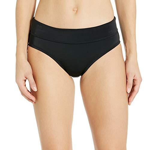 NIKE Swim Women's Full Bottom, Black, Medium