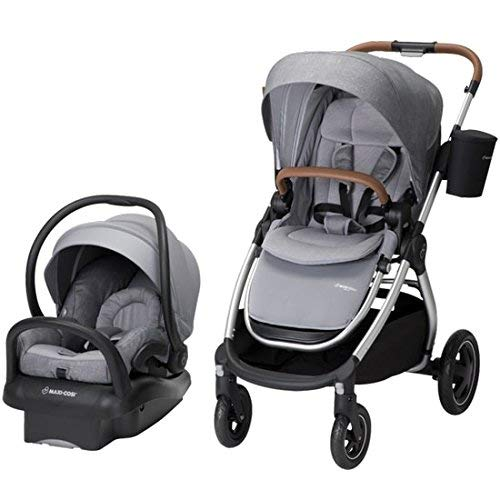 Maxi-Cosi Adorra 2.0 5-in-1 Modular Travel System with Mico Max...