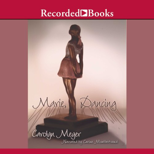 Marie, Dancing audiobook cover art