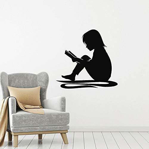 Tianpengyuanshuai fotobehang verhaal open boek kinderkamer leren wooncultuur vinyl sticker bibliotheek wandafbeelding lezen