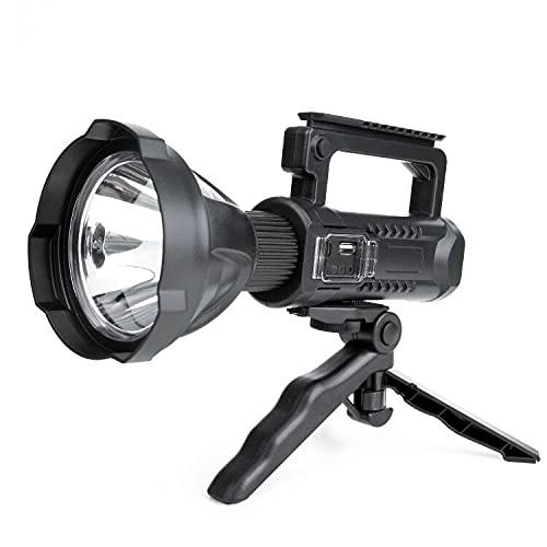 Gwendool Rechargeable LED Handheld Spotlight