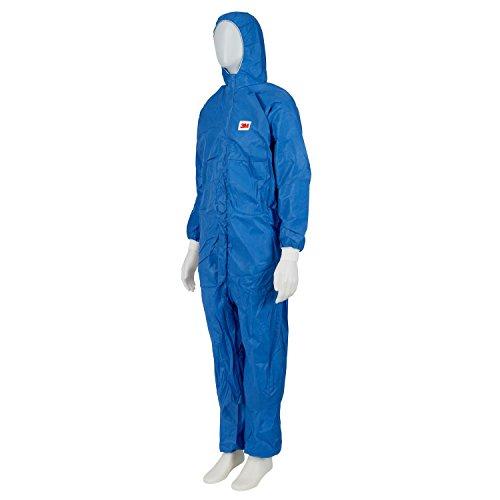 3M 4532 + W2X beschermend pak, 3XL, blauw, 1