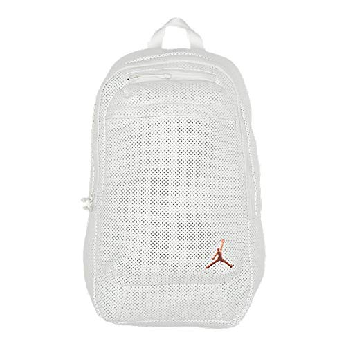 Nike Air Jordan Air Legacy Backpack (One Size, White)