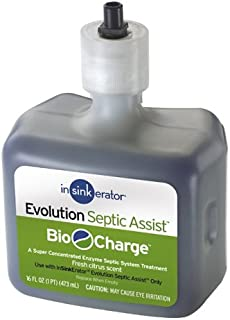 bio charge septic disposer
