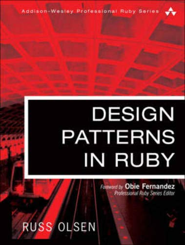 Design Patterns in Ruby (Addison-Wesley Professional Ruby Series)  en oferta