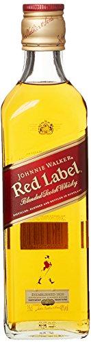 Johnnie Walker Red Label Scotch  Whisky (1 x 0.35 l)