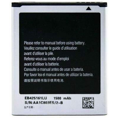 Bateria Compatible con Samsung Galaxy Ace 2 i8160 / EB425161LU / Trend S7560 /S7580 Trend Plus/Galaxy S Duos 2 (S7582)/ S3 Mini (i8190) / EB-F1M7FLU